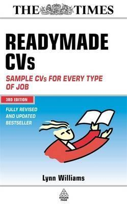 Readymade CVs  by  Lynn Williams