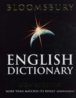 Bloomsbury English Dictionary Kathy Rooney