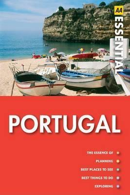 Essential Portugal  by  A.A. Publishing