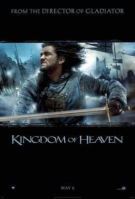 Kingdom of Heaven: The Making of the Ridley Scott Epic  by  Diana Landau