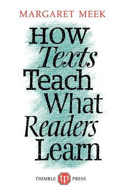 LEARNING TO READ  by  Margaret Meek