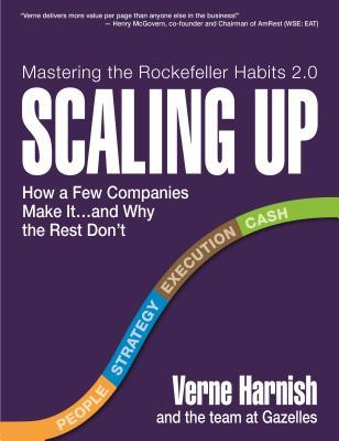 mastering the rockfeller habits - what you must do to Verne Harnish
