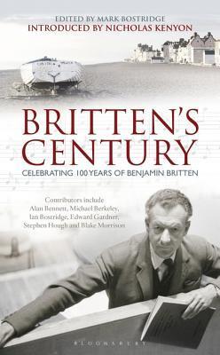 Brittens Century  by  Nicholas Kenyon