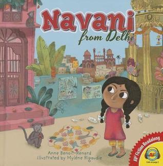 Navani from Delhi  by  Anne Benoit-Renard