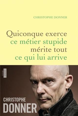 esprit de vengeance  by  Christophe Donner