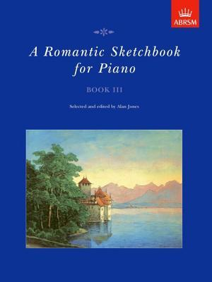 Romantic Sketchbook for Piano  by  ABRSM