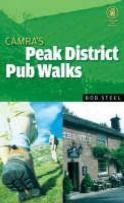 Peak District Pub Walks  by  Bob Steel