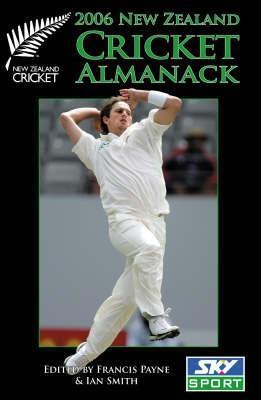 New Zealand Cricket Almanack 2015  by  Francis Payne