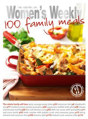 100 Family Meals  by  Pamela Clark