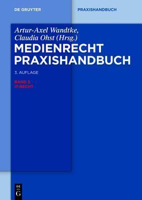 It-Recht  by  Artur-Axel Wandtke