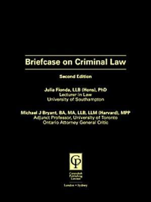 Criminal Law Michael Bryant