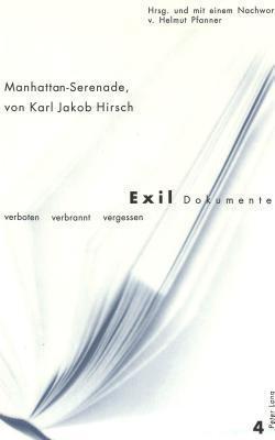 Manhattan Serenade Karl Jakob Hirsch