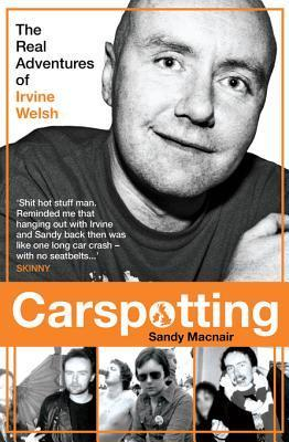 Carspotting Sandy Mcnair