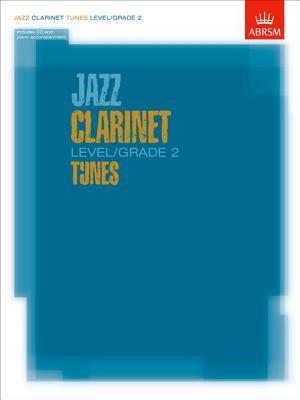 Jazz Clarinet Level/Grade 2 Tunes/Part & Score & CD ABRSM
