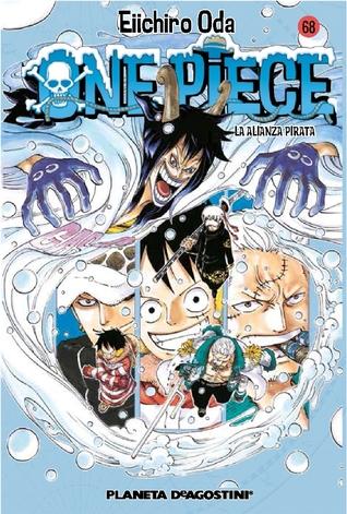 One Piece, tomo 68: La alianza pirata Eiichiro Oda