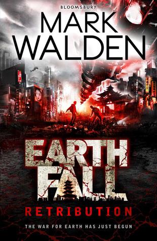 Retribution (Earthfall #2) Mark Walden