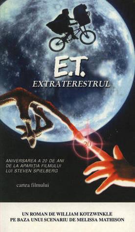 E.T.Extraterestrul William Kotzwinkle