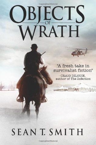 Objects of Wrath (Volume 1)  by  Sean T. Smith