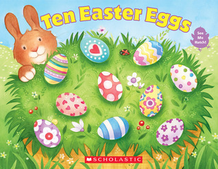 Ten Easter Eggs Vijaya Bodach
