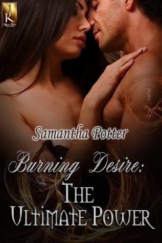 Burning Desire  by  Samantha Potter