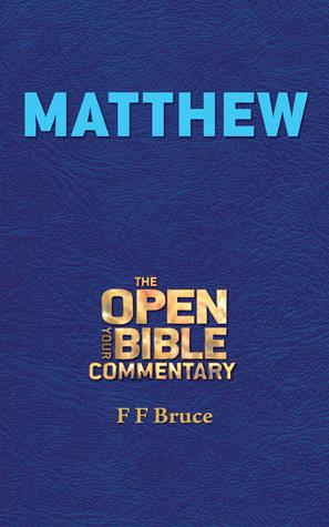 Matthew  by  F.F. Bruce