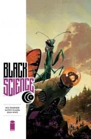 Black Science #8  by  Rick Remender