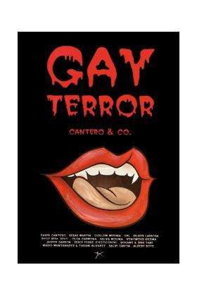 Gay terror  by  David Cantero
