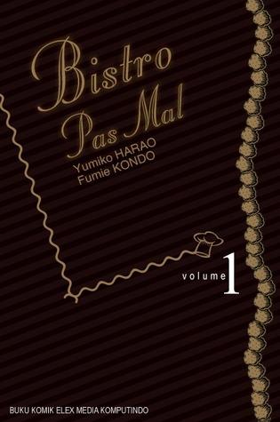 Bistro Pas Mal Case File Vol. 1 Yumiko Harao