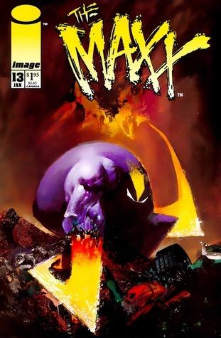 The Maxx #13  by  Sam Kieth