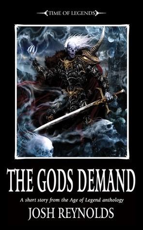 The Gods Demand Joshua   Reynolds