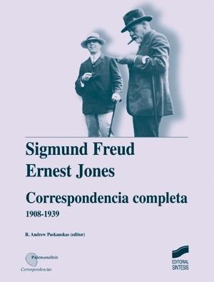 Sigmund Freud, Ernest Jones - Correspondencia Completa  by  R. Andrews Paskauskas