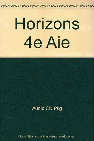 Horizons (annotated)  by  john h manley