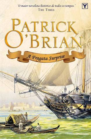 A Fragata Surprise  by  Patrick OBrian