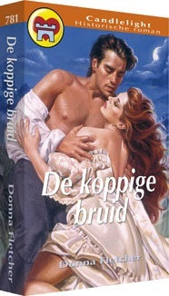De koppige bruid  by  Donna Fletcher
