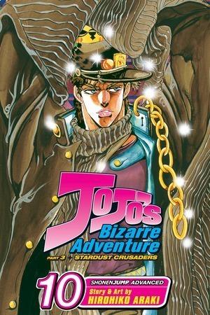 JoJos Bizarre Adventure - Part III: Stardust Crusaders Vol. 10: The Shadow of Set (Stardust Crusaders, #10)  by  Hirohiko Araki