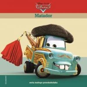 Matador. Auta  by  Disney & Pixar