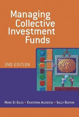 Managing Collective Investment Funds Ekaterina Alexeeva