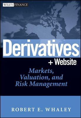Derivatives Robert E Whaley