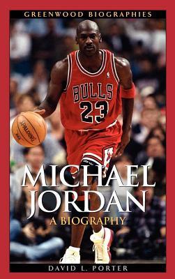 Michael Jordan  by  David L. Porter