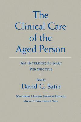 Health Management for Older Adults Developing an Interdisciplinary Approach  by  David G. Satin