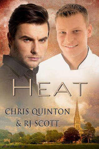 Heat  by  R.J. Scott