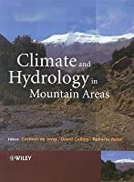 Climate and Hydrology of Mountain Areas Carmen de Jong