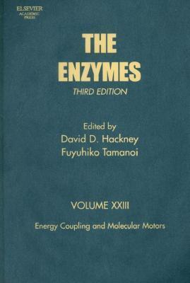 Energy Coupling and Molecular Motors. the Enzymes, Volume 23. David D. Hackney