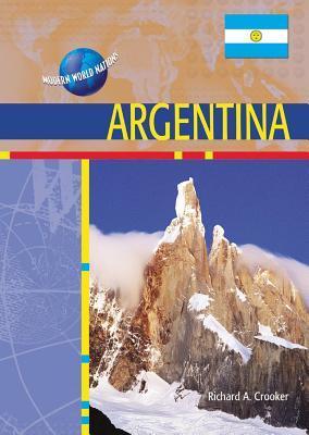 Chile. Modern World Nations.  by  Richard Crooker