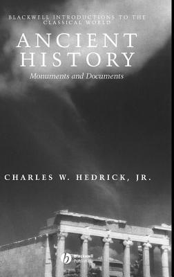 Ancient History Charles W. Hedrick Jr.