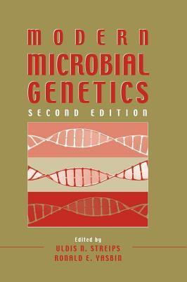 Modern Microbial Genetics Uldis N Streips
