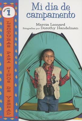 Mi Dia de Campamento  by  Marcia Leonard