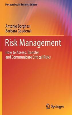 Risk Management: How to Assess, Transfer and Communicate Critical Risks  by  Antonio Borghesi
