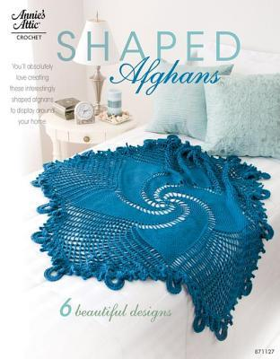 Shaped Afghans: 6 Beautiful Designs  by  Connie Ellison
