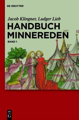 Handbuch Minnereden  by  Jacob Klingner